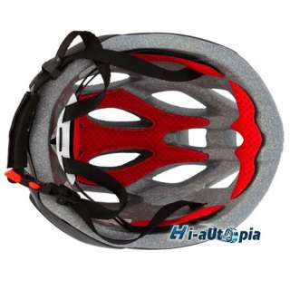 New Cool EPS PC 25 Holes Sports Bike Bicycle Cycling Black Helmet