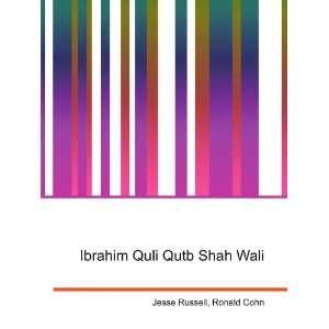 Quli Qutb Shah Wali: Ronald Cohn Jesse Russell:  Books