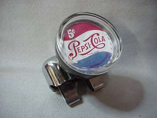 PEPSI COLA SUICIDE STEERING WHEEL SPINNER KNOB