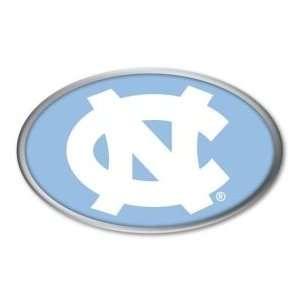 North Carolina Tar Heels UNC NCAA Color Auto Emblem