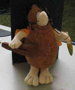 Hanna Barbera Licenced Captain Caveman 14 Plush New