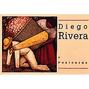 Postcards (Collectible Postcards) (9780811800440) Diego Rivera Books