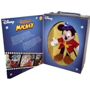 com Disney Mickey Mouse Plush Sorcerers Apprentice Everything Else
