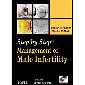 Step by Step Management of Male Infertility with DVD ROM
