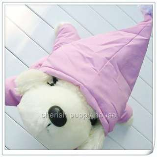 NEW Warm snowsuits jumpers Hoodie Pink Red Christmas Blue dog pet