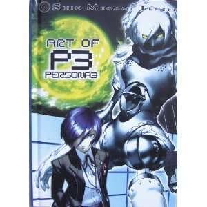 Art of P3 Persona3 Persona 3 Shin Megami Tensei  Books