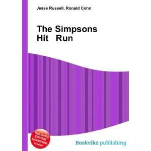 The Simpsons Hit & Run: Ronald Cohn Jesse Russell: Books