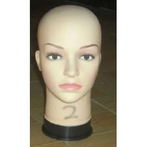 com Female Head Mannequin Head Hat Helmet Cap wig display New Fashion