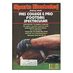 College & Pro Football Spectacular 1983 Sports Illustrated Sports