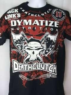 BROCK LESNAR UFC 121 Sponsors Death Clutch T shirt