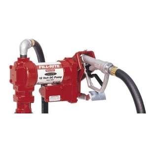 24vDC 15 GPM Pump Gasoline/Diesel Fuel Tank Transfer Pump Automotive