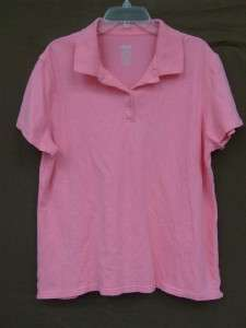 Plus Size LOT of 11 Polo Style Collared Top Shirts Blouses 2X 18 20