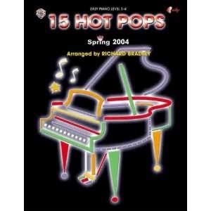 15 Hot Pops (9780757922220): Bradley, Richard: Books