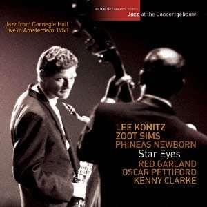 Lee Konitz / Zoot Sims   Live At Concertgebouw 1958 [Japan