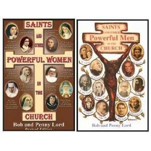 Saints and Other Powerful Women and Men in the Church