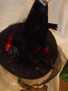 CRACKER BARRELL HALLOWEEN SPIDER HAT NEW WITH TAGS