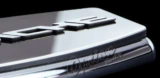 BULLY AVALANCHE MIRROR FINISH DUAL LAYER STAINLESS STEEL HITCH COVER