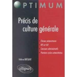 Precis de culture generale (9782729813826) Pregant Books
