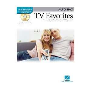 TV Favorites for Alto Sax Musical Instruments
