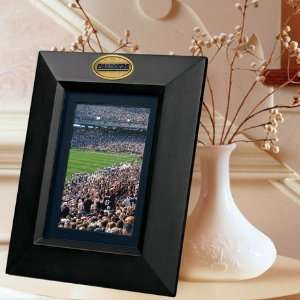 San Diego Chargers Black Vertical Picture Frame