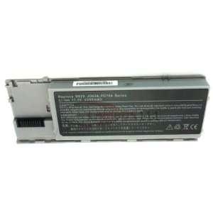 High Performance 4400mAh 11.1V 6cells Laptop Battery for Dell Latitude