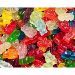 Albanese 12 Flavor Asst. Gummi Bears Grocery & Gourmet Food
