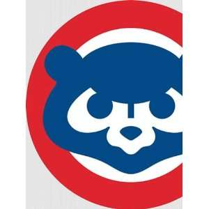Wallpaper Fathead Fathead MLB Players & Logos Cubs throwback Logo