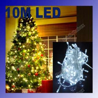 Lights Lamps Decorative Christmas Trees Party Twinkle String
