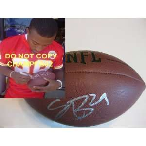 ERIC BERRY,KANSAS CITY CHIEFS,TENNESSEE,VOLS,SIGNED,AUTOGRAPHED,AUTO