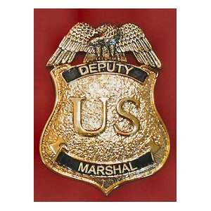 Deputy Marshal Badge: Toys & Games