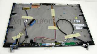 NEW plastic LCD Top Lid Black Cover for DELL laptops. See list below