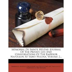 Dieudonné Las Cases (c, Napoleon I (Emperor of the French): Books
