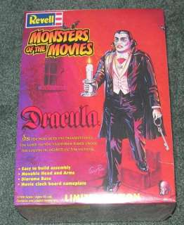 MONSTERS DRACULA REVELL LIMITED EDITION MODEL KIT NEW