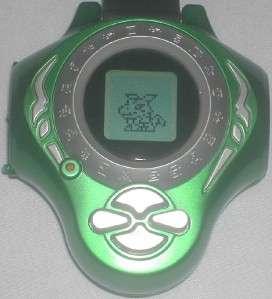 Bandai Digimon Digivice D Power Green 2001