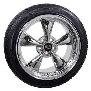 18 Fits Mustang (R) Bullitt   Bullet Style Wheels tires