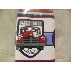 Restore & Restyle Kids deluxe motor wall border