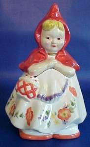 Little Red Riding Hood Cookie Jar Classics by Block