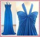 Donna Ricco women summer dress strapless multicolored size 14