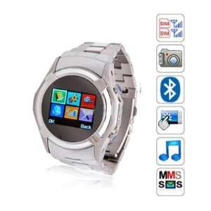 VIP Watch Cell Phone Mobile Dual Sim Dual Standby 2GB internal Memory
