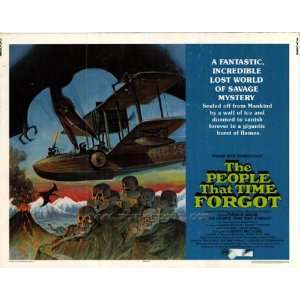 com The People That Time Forgot Movie Poster (22 x 28 Inches   56cm x