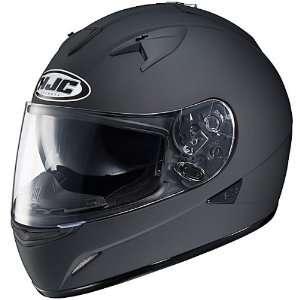 HJC Solid Mens IS 16 Street Racing Motorcycle Helmet   Matte Black