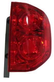 03 04 Pilot Tail Light Brake Lamp Assembly Rear Passenger Side Right