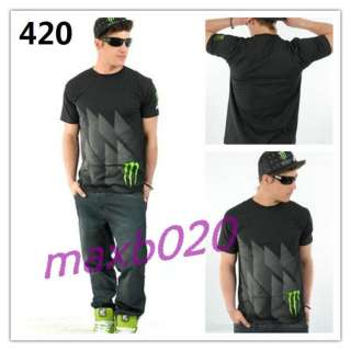 NEW Energy T shirt ster block ergy Dyrdek BMX Black Mon Skate Shirt M