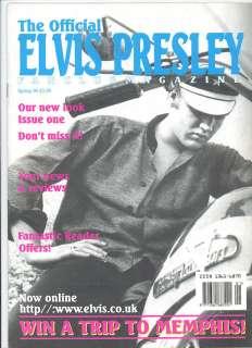 Elvis Presley Fan ClubMagazine(England)Spring 1994