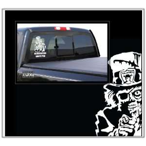 Raider Nation Oakland Raiders Large Vinyl Decal