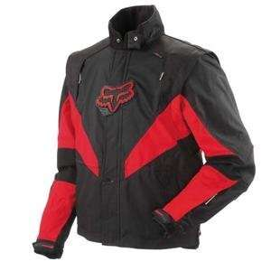 Fox Racing 360 Jacket   2008   Small/Red Automotive