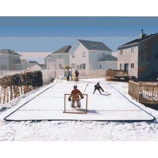 Farley EZ Rink Ice n Go Ice Outdoor Ice Skating Rink Kit