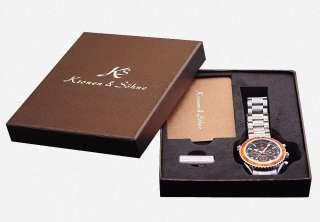watch 1 x box 1 x international warranty card ks018