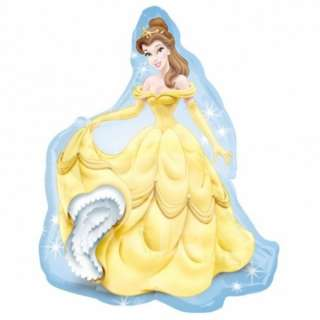 BELLE MYLAR BALLOON DISNEY PRINCESS ~ Birthday Party Supplies