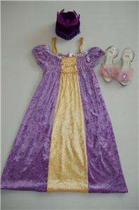 LOT OF DISNEY PRINCESS, BARBIE, AND MORE DRESS UP SIZE 4 6X